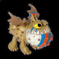 Игровая фигурка Spin Master Dragons Сарделька в боевой раскраске (SM66551-13)