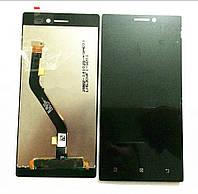 Дисплей для Lenovo Vibe X2 + touchscreen, чёрный