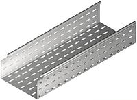 Лоток металлический Baks KCL100H100/2, 100x100x3000  0,7 mm)