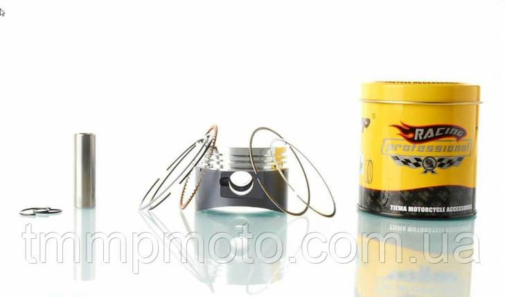 Поршневой комплект Дельта-70 см3 d=47,25 мм  +0,25 Тефлон, фото 2
