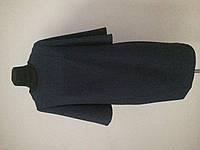 Платье темно-синее прямое широкий рукав, фото 1