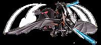 Фигурка Dragons Как приручить дракона  2 - Атакующий Беззубик (SM66550-6)