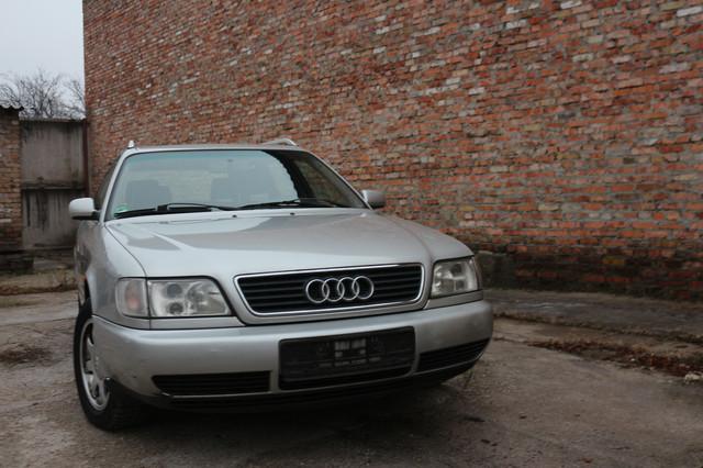 Audi A6 C4 2.8 AAH 95г. 312 т.км