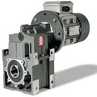 Varvel SRN,  FRN, MRN насадной цилиндрический мотор-редуктор
