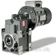 Varvel SRN, FRN, MRN насадной циліндровий мотор-редуктор