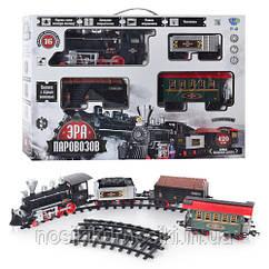 Дитяча залізниця Ера паровозів 701830 R/YY 126 від Limo Toy