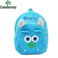 Плюшевый рюкзак Monster
