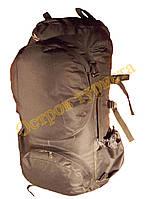 Рюкзак туристический  1223 Козак 75 литров черный, фото 1