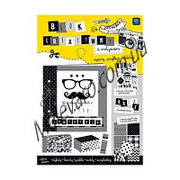 "Блок бумаг для творчества и скрапбукинга  ""Black&White"""