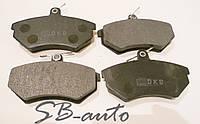 Колодки тормозные передние без ABS Geely CK