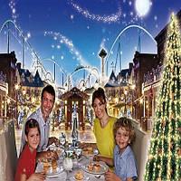Испания: В парке Порт Авентура стартовал Сезон Рождества