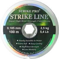 Леска Strike Pro Strike Line 100м 0.165мм
