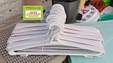 Тремпель - плечики для одежды, цвет серый, фото 3