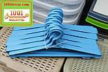 Тремпель - плечики для одежды, цвет серый, фото 5