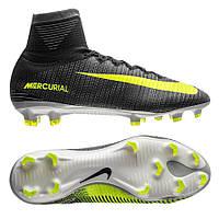 Копы Nike Mercurial SuperFly V CR7 FG 852511-376 1год гарантия