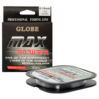 Леска Globe Max Power 30м 0.20мм
