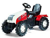 Трактор педальный Steyr CVT170 Rolly Toys красный