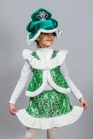 """Детский карнавальный костюм """"Елочка"""""""