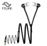 Навушники на замочку з мікрофоном TTLIFE