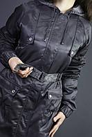 Куртка женская на поясе