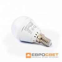 Лампа светодиодная Евросвет шар P-5-4200-14 5вт 230V