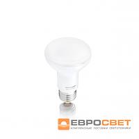 Лампа светодиодная Евросвет R63-7-3000-27 7вт 170-240V