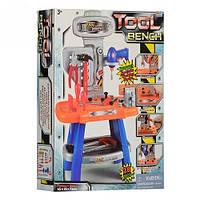 Набор детских инструментов верстак большой