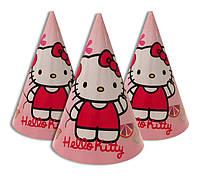 """Колпачки, праздничные Hello Kitty """" Китти """""""