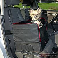 Сумка для собак автомобильная Trixie ✓ размер: 45 × 38 × 37 cm