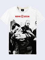 Футболка 3D Rammstein