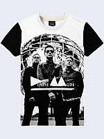 Футболка 3D Depeche Mode