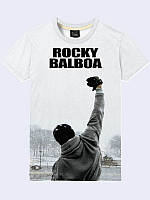 Футболка 3D Rocky
