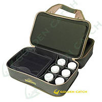 Сумка Golden Catch карповая (1 коробка, 6 банок)