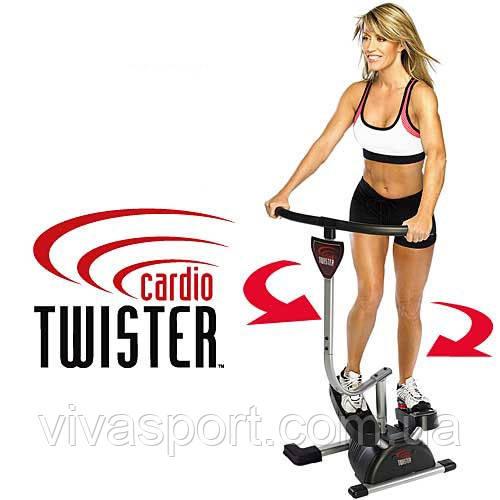 Тренажер Cardio Twister (кардио твистер тренажер)