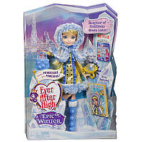 Кукла Блонди Локс Эпическая зима Ever After High