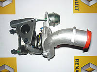 Турбина Renault Trafic / Vivaro 1.9dci 01> (GARRETT 751768-5004S)