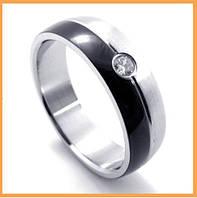 Мужское кольцо - сталь 18,75р.