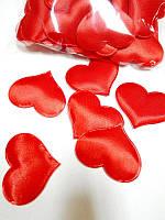Сердечко красное 2,5*3