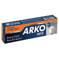 Крем для гоління Арко 65г Максимальний комфорт (8690506439286)