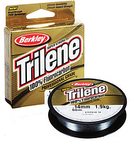Флюорокарбон Berkley Trilene 100% Fluorocarbon New 0,15mm 50m