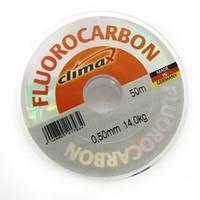Флюорокарбон Climax Fluorocarbon  0.14mm, 50m