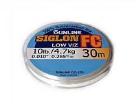 Флюорокарбон Sunline SIG-FC 30м 0.14мм 1.4кг поводковый
