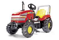 Трактор Педальный X trac Rolly Toys красный