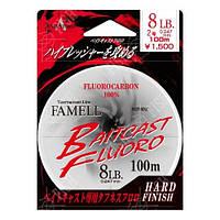 Флюорокарбон Yamatoyo Baitcast Fluoro #2 (100m) 8LB