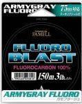 Флюорокарбон Yamatoyo Fluoro Blast #1.2 (150m) 5LB