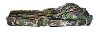 Чехол Libao 130см полужесткий (3 отдела)