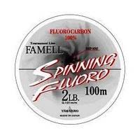 Флюорокарбон Yamatoyo Spinning Fluoro #1.2 (100m) 5LB