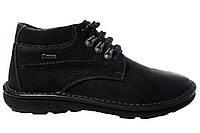 Мужские ботинки Detta, кожа, натуральный мех. Р. 40 41 43 44
