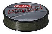 Шнур Berkley Nanofil Зеленый 0,22мм (125м)