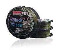 Шнур BratFishing Black Widow Green 125м 0,17мм